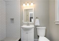 Complete gut renovation and expansion luxury real estate