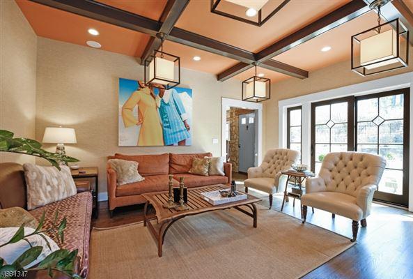 Luxury properties Stunning Stone Colonial