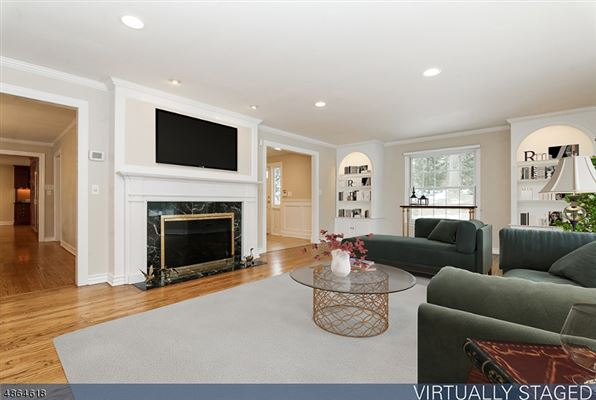 six bedroom Colonial home luxury homes