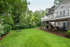 Luxury real estate six bedroom Colonial home