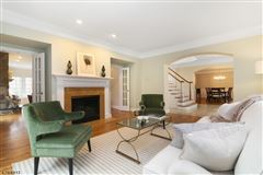 Mansions in Stunning custom Colonial on lovely private acres