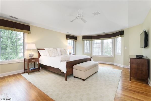 Luxury properties Stunning custom Colonial on lovely private acres