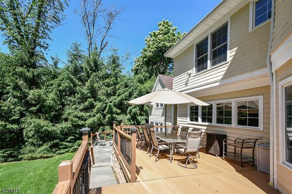 Stunning custom Colonial on lovely private acres luxury real estate
