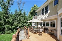 Luxury homes Stunning custom Colonial on lovely private acres