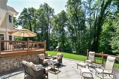 Stunning custom Colonial on lovely private acres luxury homes