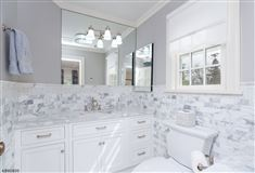 Mansions in Fully Renovated Colonial in New Jersey