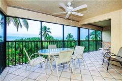 bright three bedroom gulf-front unit luxury real estate