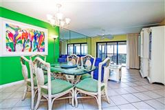 Luxury homes in bright three bedroom gulf-front unit