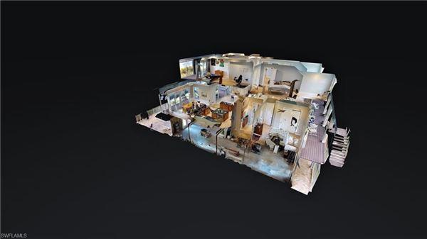 Luxury homes in custom sanibel estate home