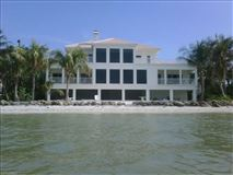 Spectacular Bayfront home on Lighthouse Way  luxury real estate
