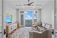 Luxury properties Impressive home with panoramic bay views