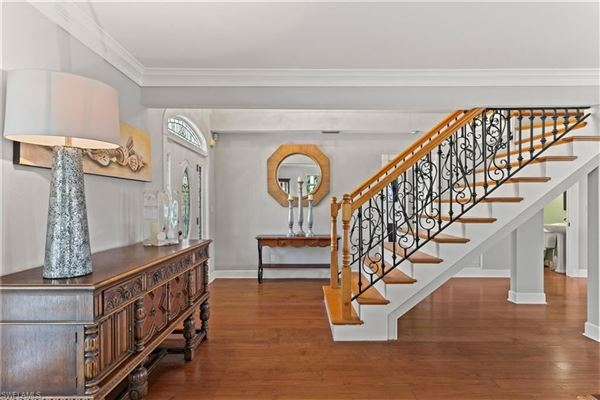 Finely appointed Olde Florida Style home luxury properties