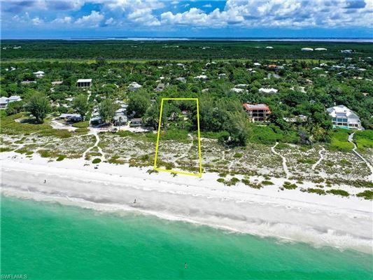 build a Beach House get-a-way on Sanibel Island luxury homes