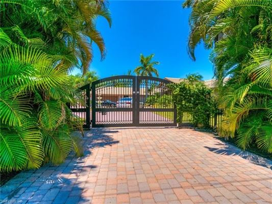 ultimate in privacy in Incredible Riverfront Enclave luxury properties