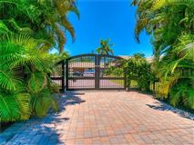 ultimate in privacy in Incredible Riverfront Enclave luxury homes