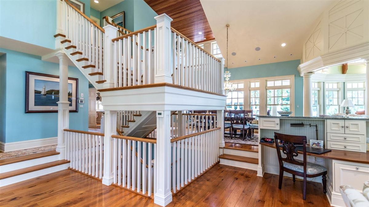 Luxury homes in Cavanaugh Lake property with views