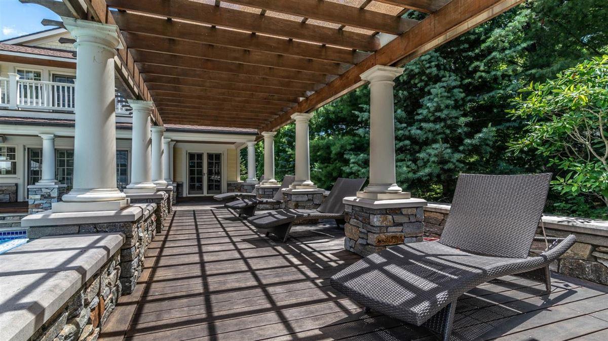 Cavanaugh Lake property with views luxury real estate