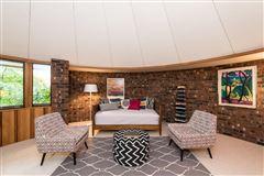 Luxury homes in terrific Mid-Century home