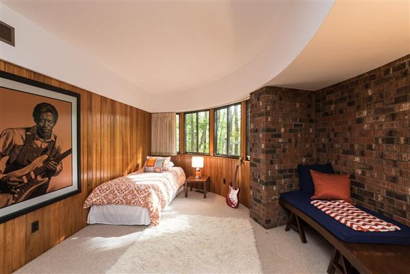 Mansions in terrific Mid-Century home