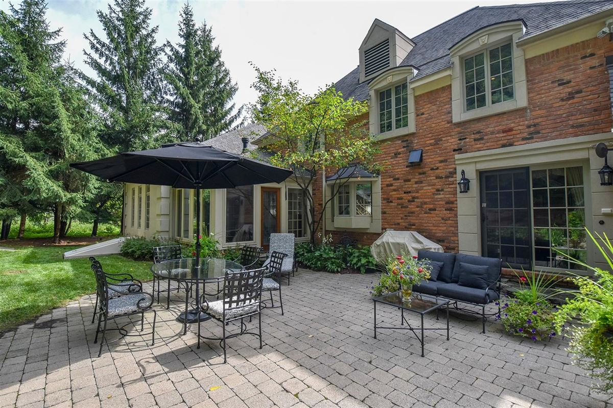 Luxury homes exceptional two-acre private estate
