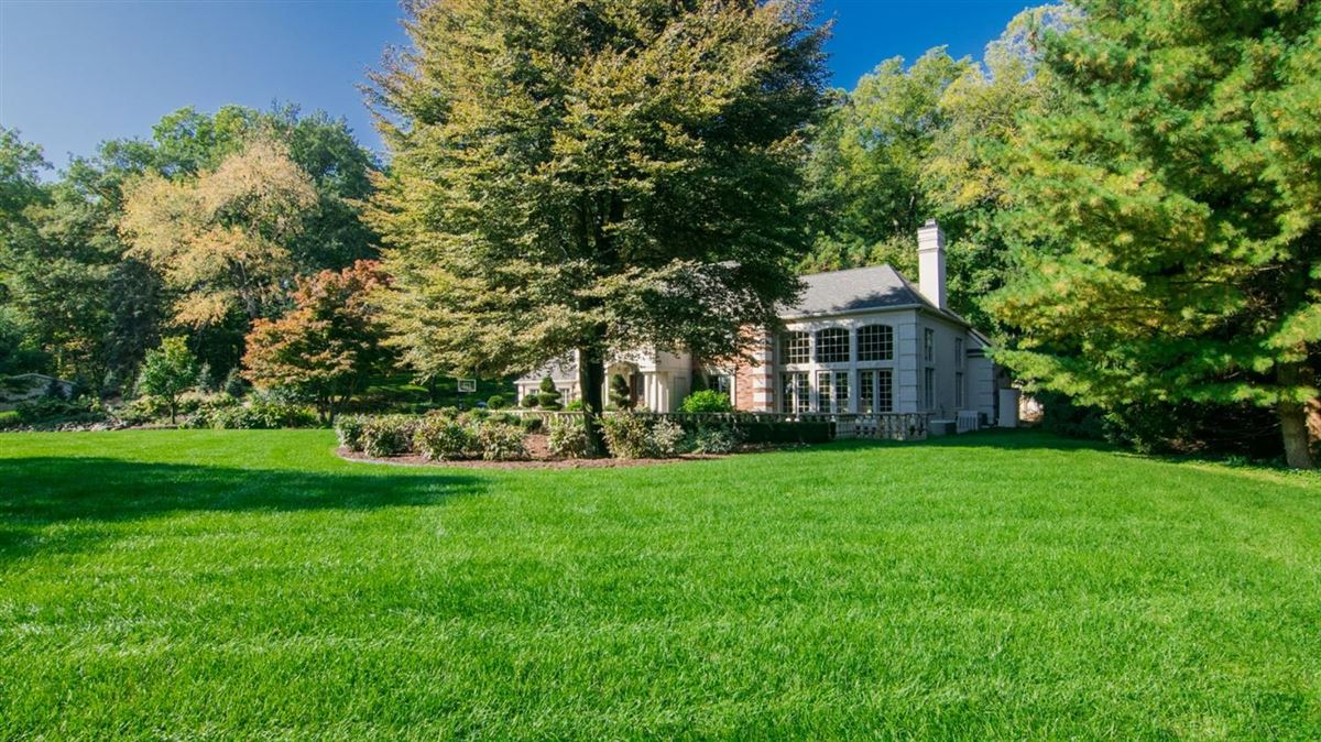 exceptional two-acre private estate luxury homes