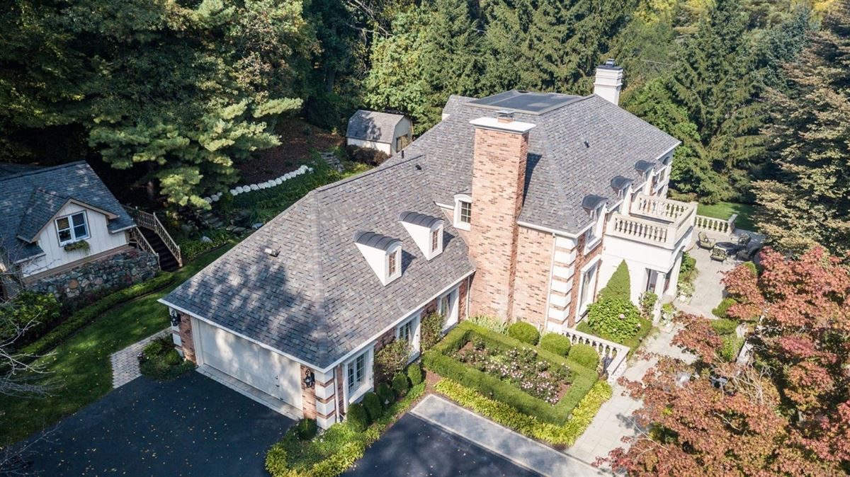 exceptional two-acre private estate luxury real estate