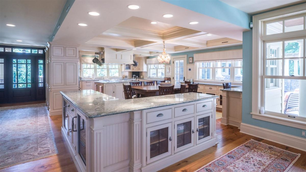 Timeless Nantucket style home luxury real estate