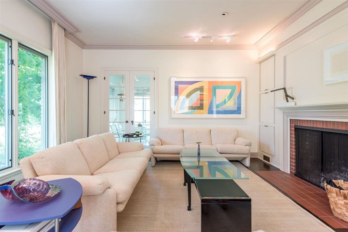 thoughtfully maintained and updated arboretum area home luxury properties