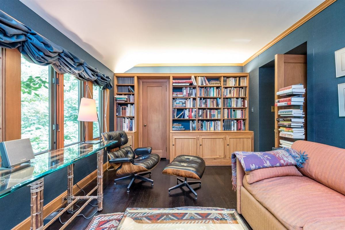 Luxury real estate thoughtfully maintained and updated arboretum area home