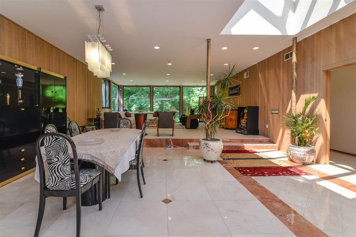 Luxury real estate wooded lot in the heart of Barton Hills
