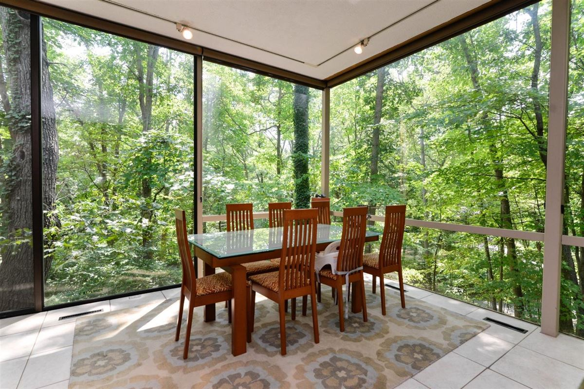 Mansions wooded lot in the heart of Barton Hills