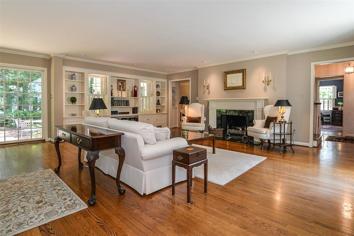 rare find in Ann Arbor Hills luxury properties