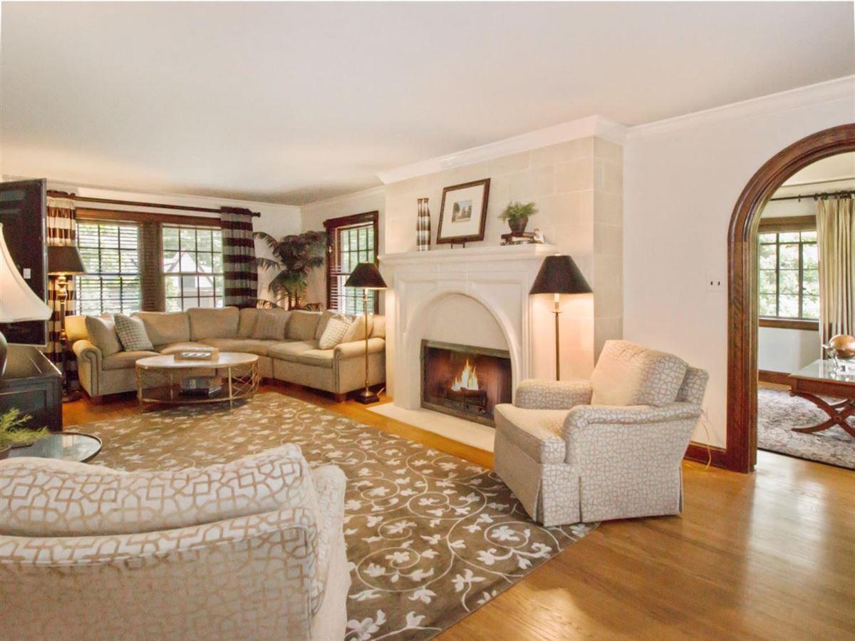 College Hill Tudor luxury homes