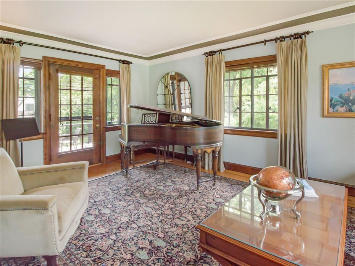 College Hill Tudor luxury real estate