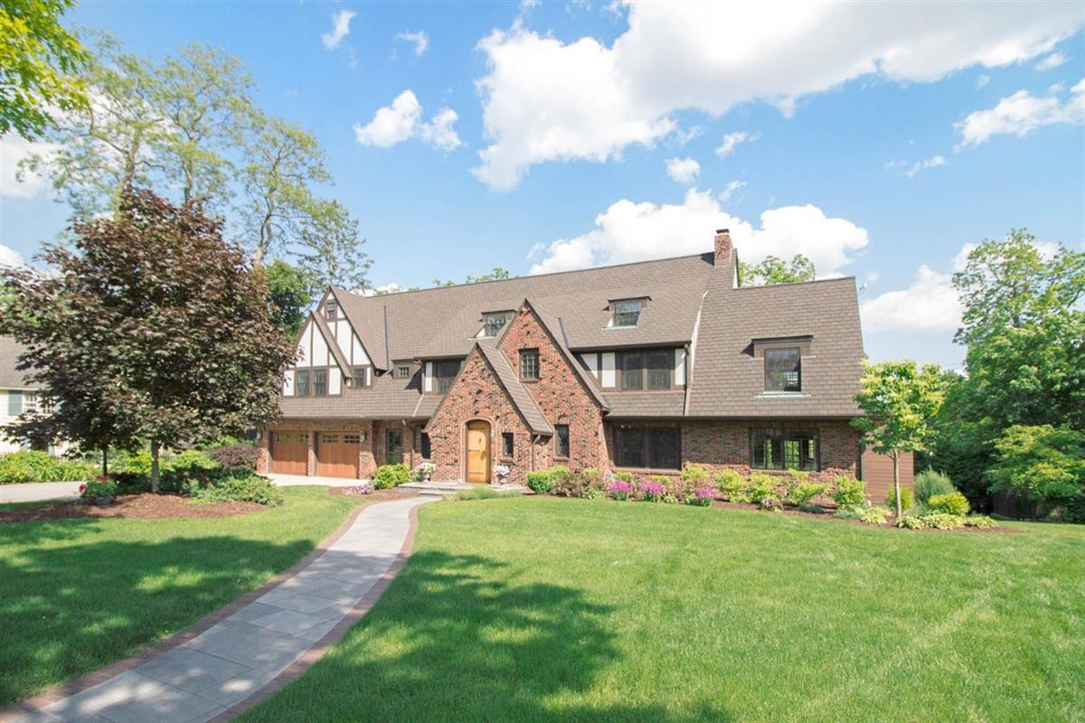 Luxury properties College Hill Tudor