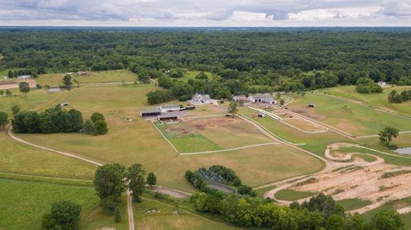 Unbelievable Farm Opportunity Or Equestrian Estate Michigan Luxury