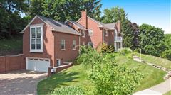Luxury homes a stunning brick colonial
