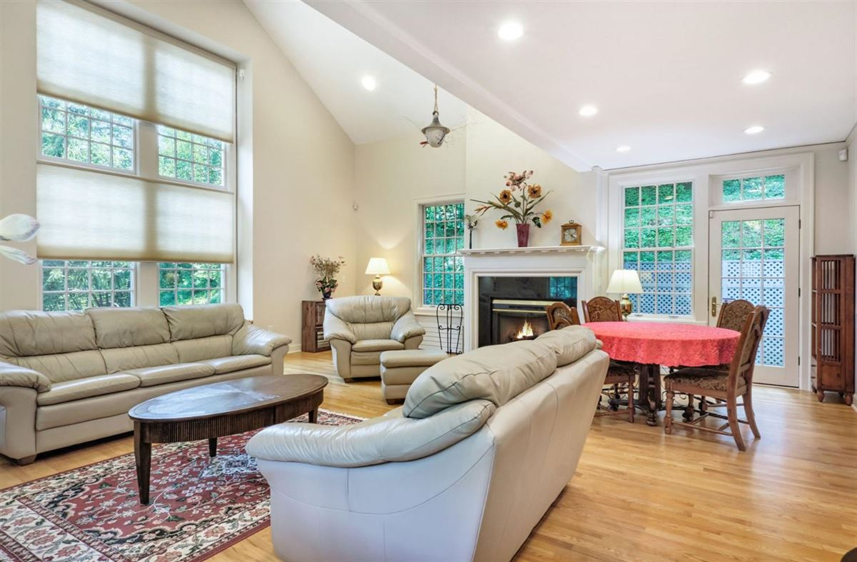 Luxury real estate a stunning brick colonial