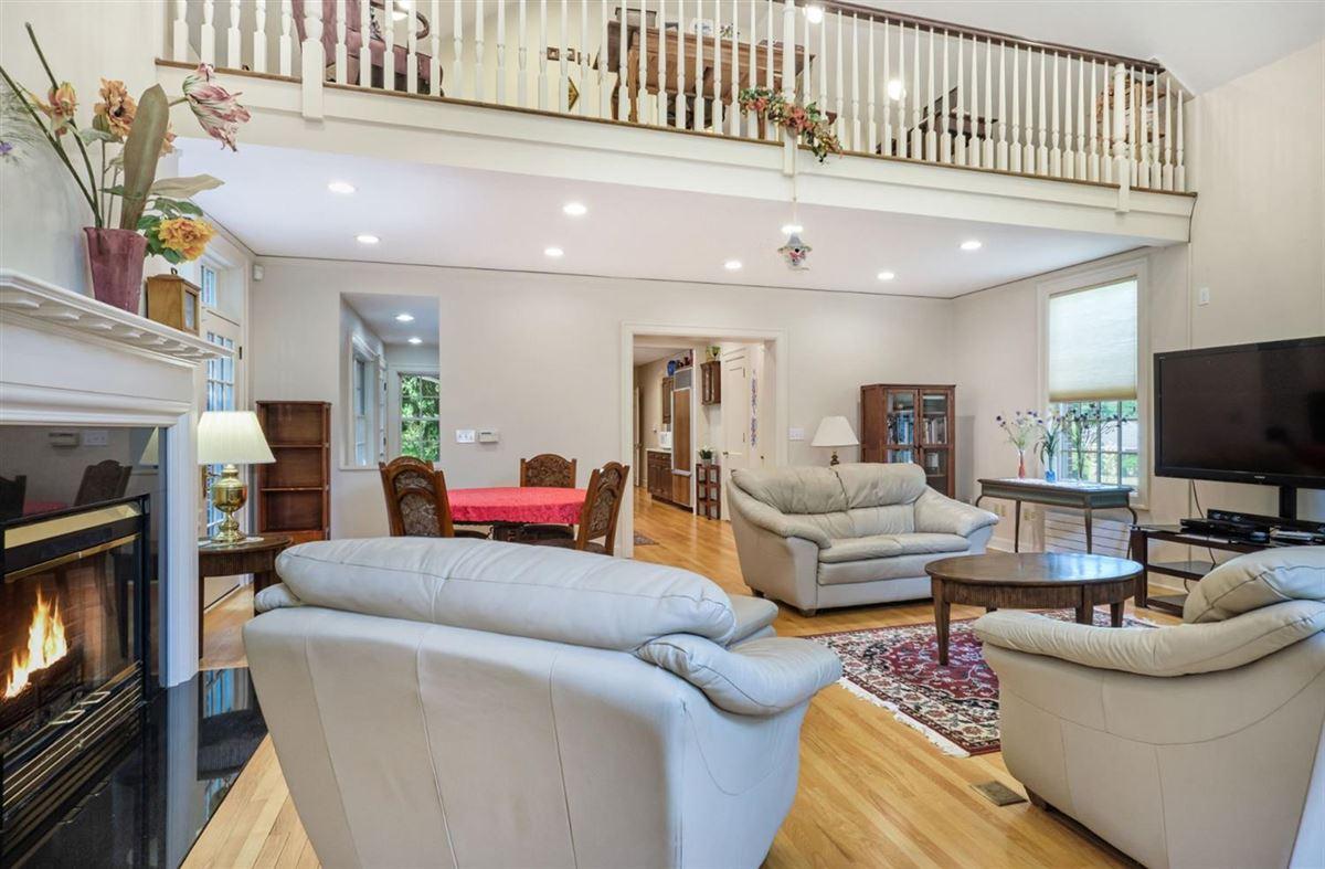 Luxury properties a stunning brick colonial