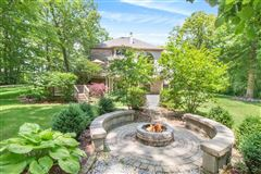 All-brick gated Estate Home luxury real estate