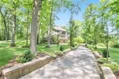 Luxury properties All-brick gated Estate Home
