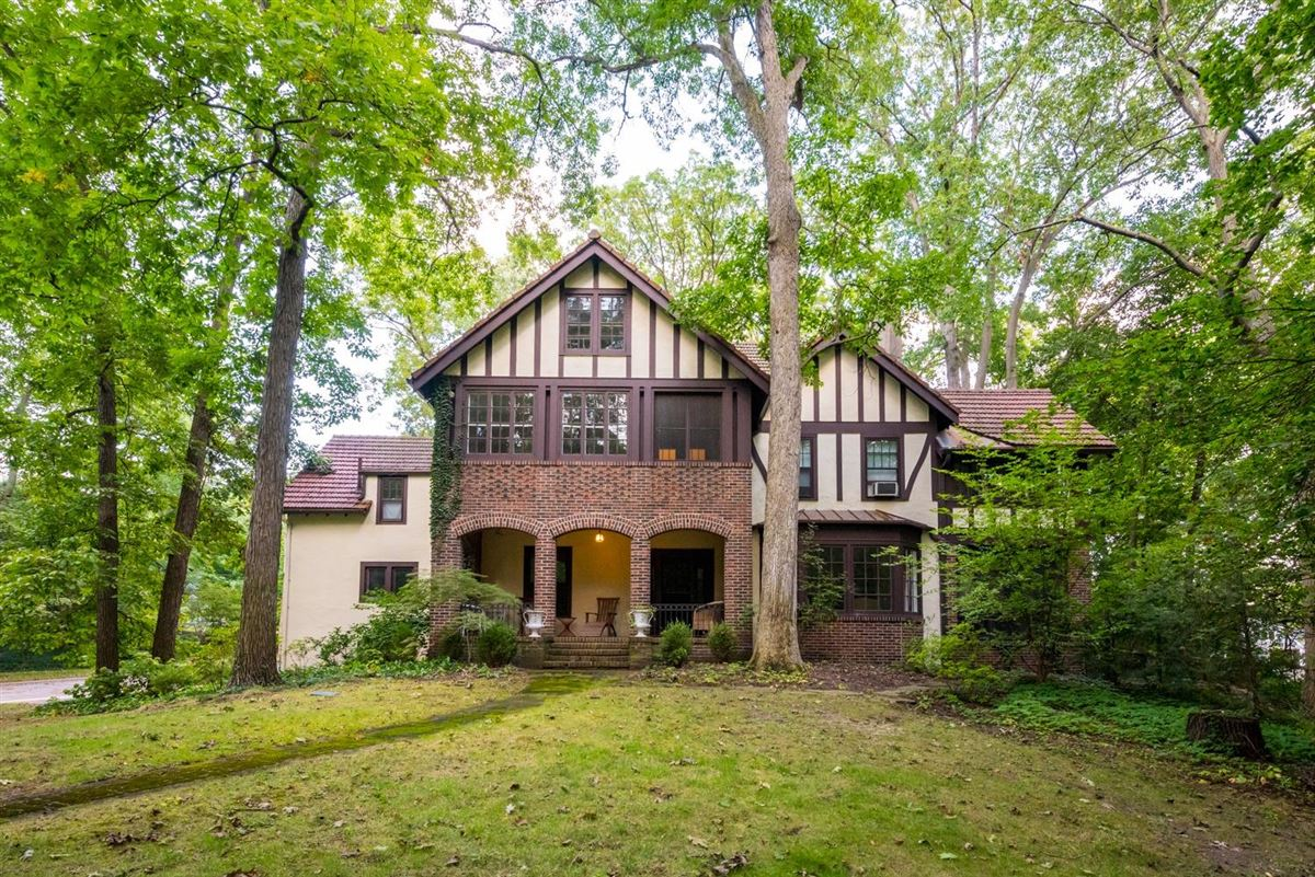 special 1915 home in ives woods luxury real estate