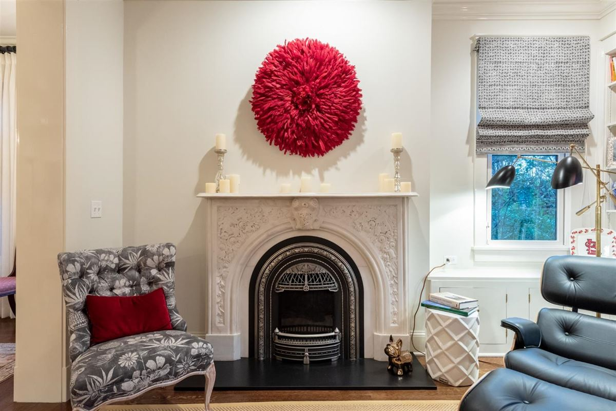 Luxury homes renovated and updated 1894 Queen Anne Victorian
