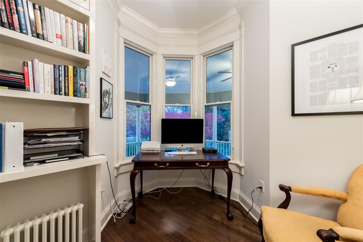 renovated and updated 1894 Queen Anne Victorian luxury real estate