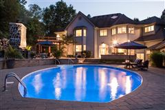 luxury resort lifestyle in dexter luxury homes