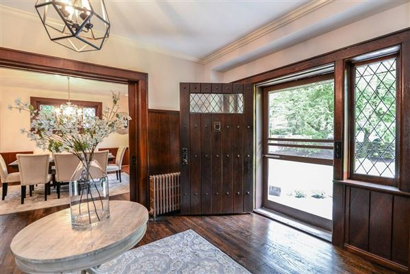 historic home in the heart of Burns Park luxury real estate