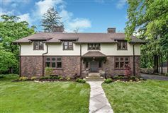 historic home in the heart of Burns Park luxury properties