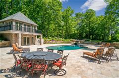 Luxury properties beautiful French Country Estate style retreat in Northville