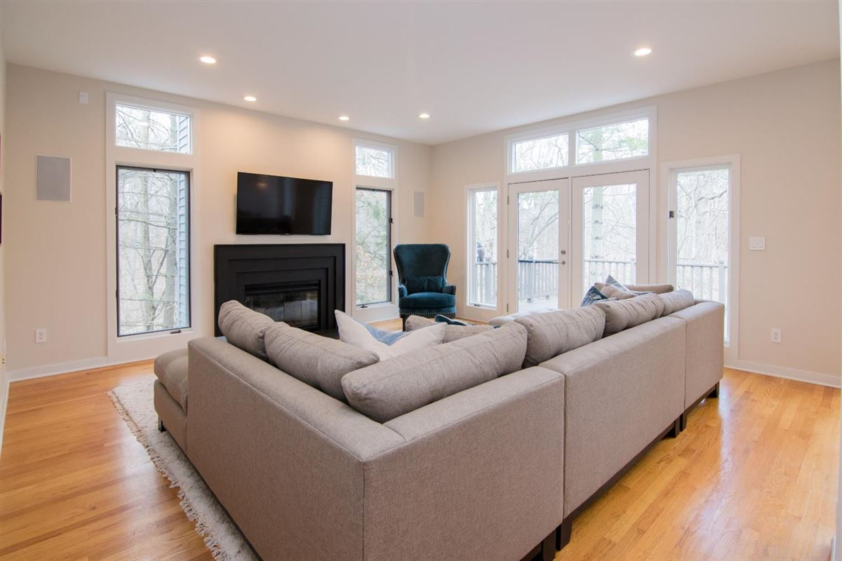this impressive home is In the heart of Northeast Ann Arbor luxury real estate