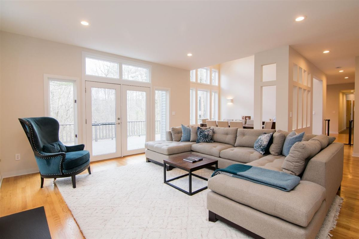 Luxury properties this impressive home is In the heart of Northeast Ann Arbor